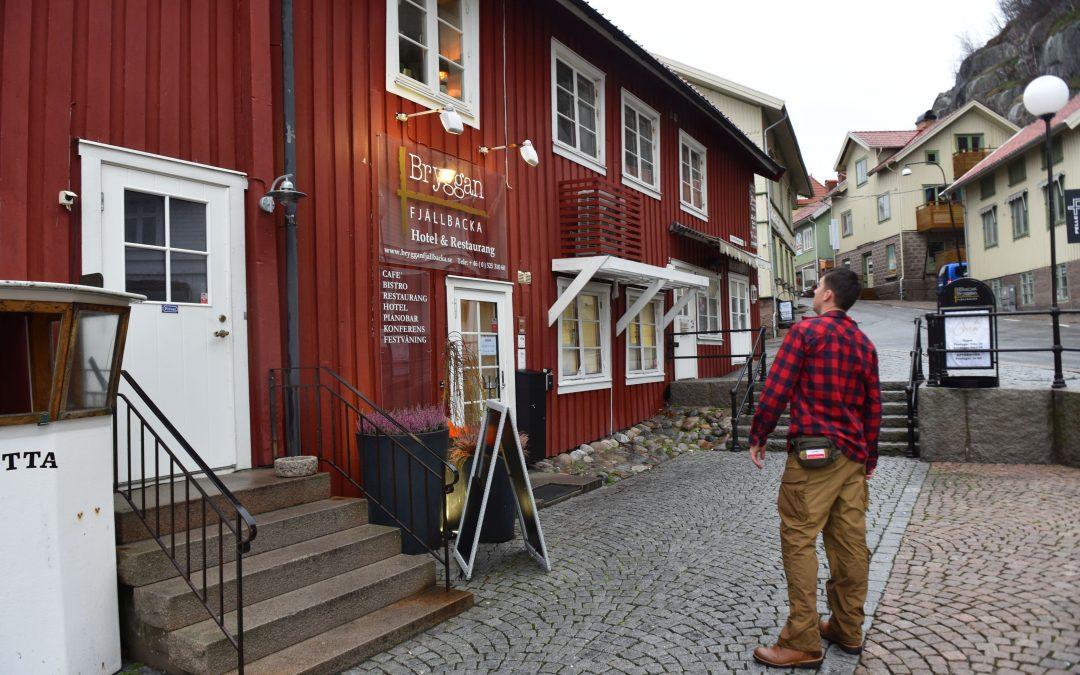 Fjällbacka – w mieście Camilli Läckberg i Ingrid Bergman