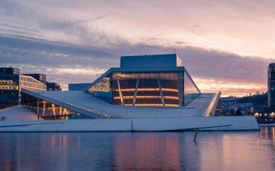 Oslo w 48 godzin. Przewodnik po Oslo na weekend.
