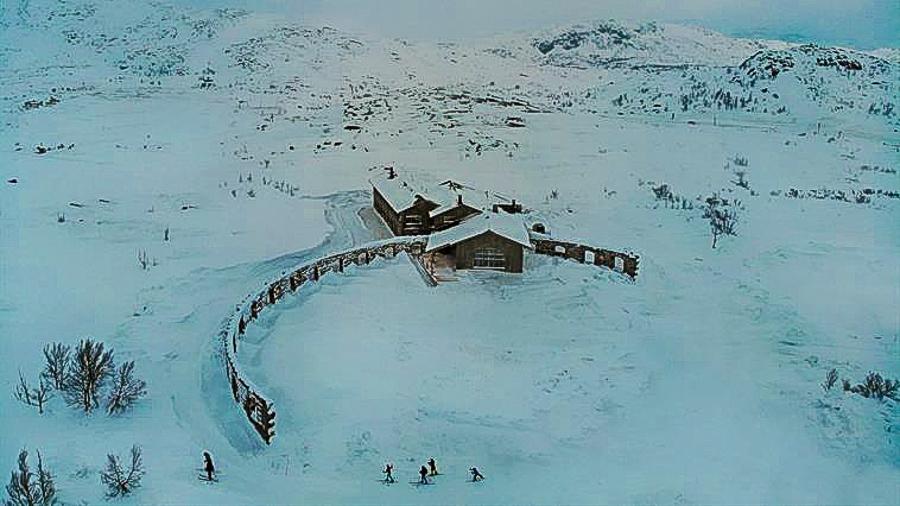 Niehku Villa Kiruna