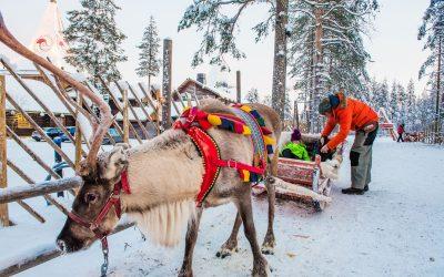 Rovaniemi. Co jeszcze warto zobaczyć oraz gdzie spać i jeść?