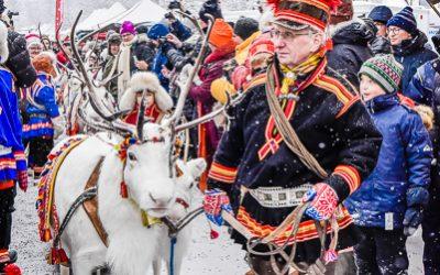 Jokkmokk market – tradycyjny targ Saamów w Laponii