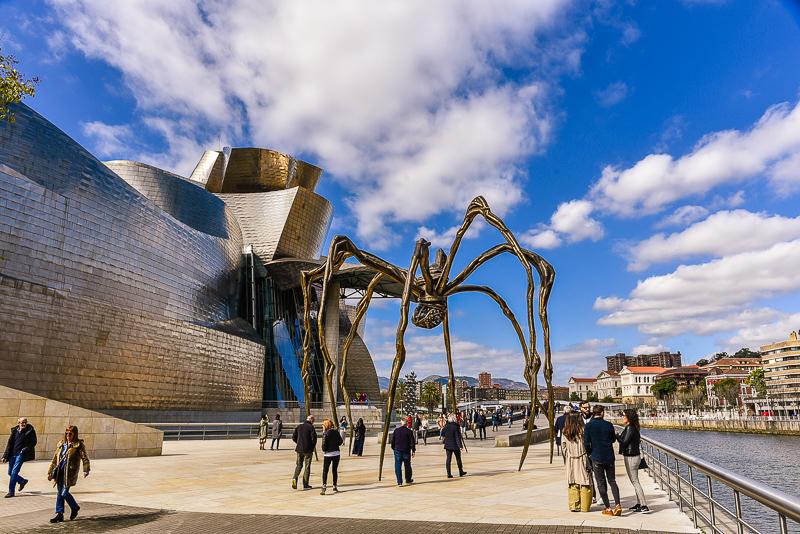 Bilbao na weekend. City break inny niż wszystkie.