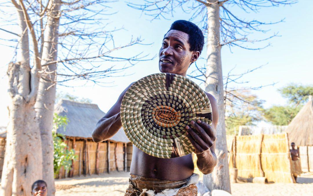 Z wizytą u plemienia Mafwe