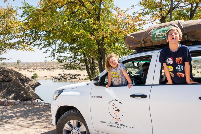 Self-drive safari w Afryce czyli wyprawa 4×4  – Zimbabwe i Park Hwange cz.3