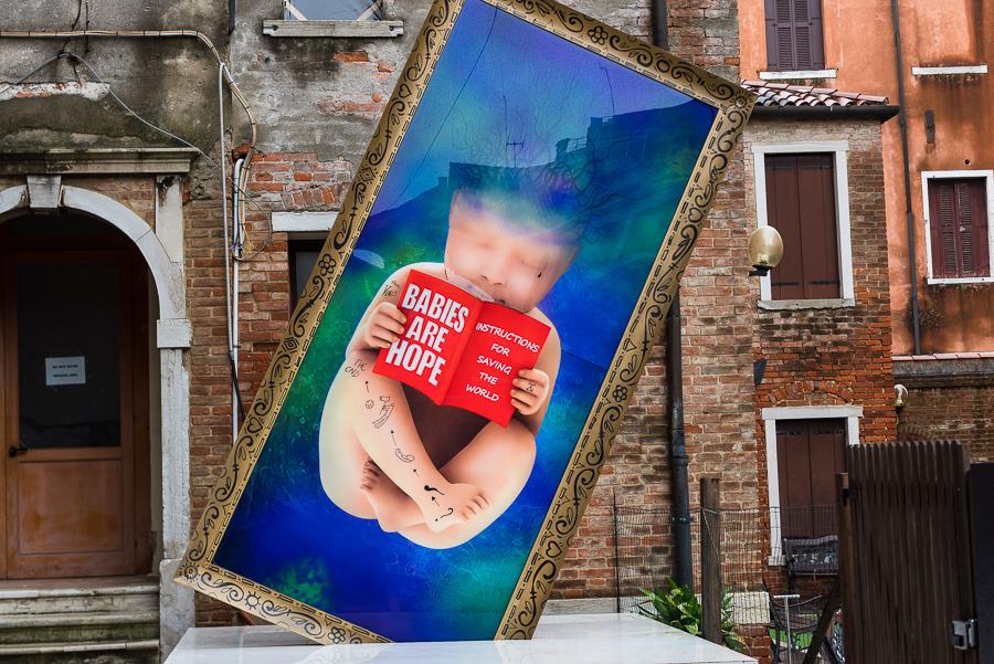58 Biennale Sztuki w Wenecji czyli o Sztuce, która niepokoi
