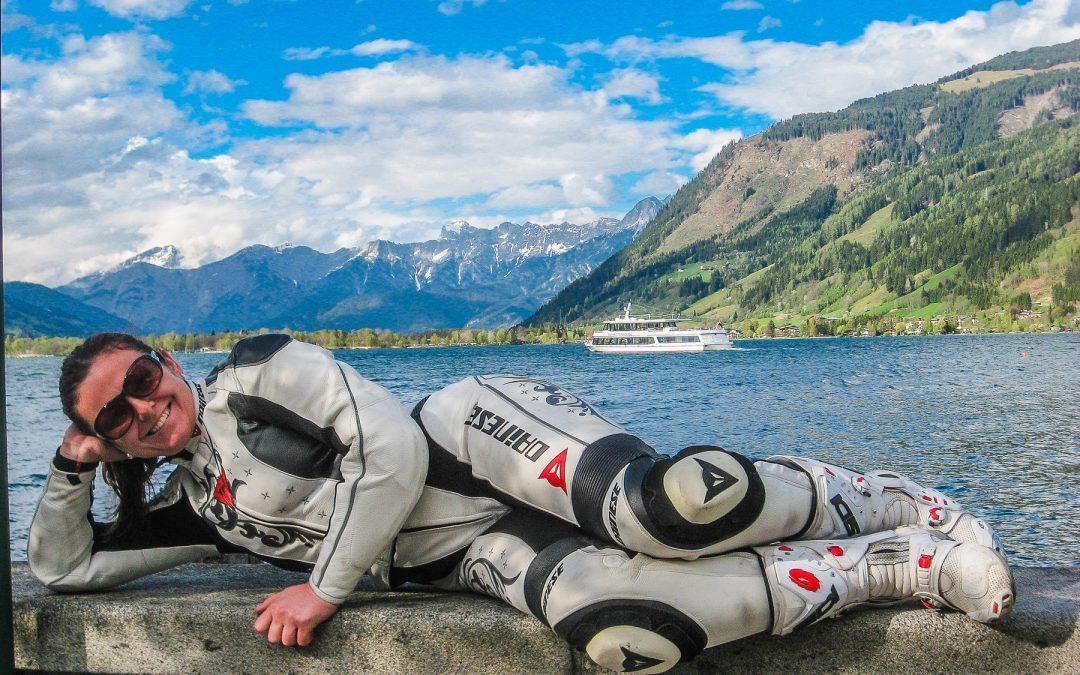 Grossglockner – najwyższy szczyt Austrii czyli majówka na motocyklu