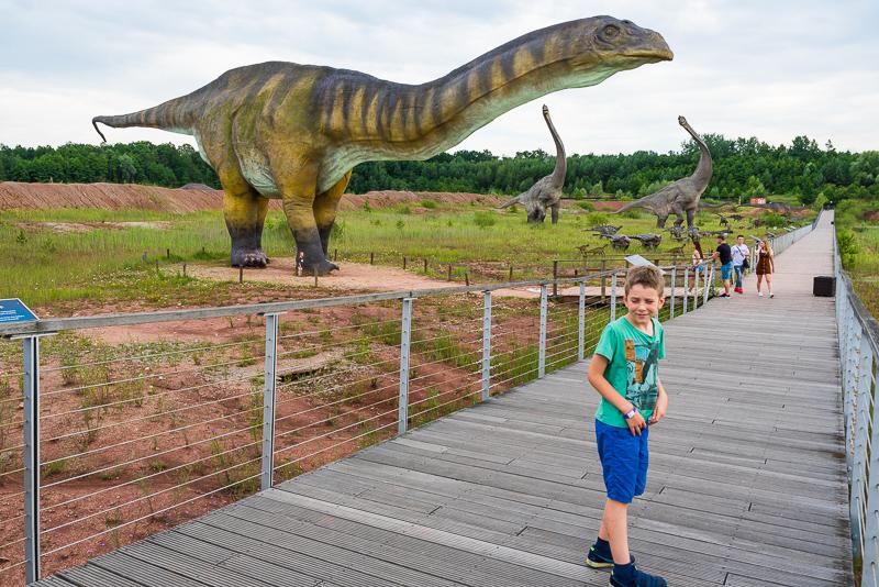 Jurapark Krasiejów – miejsce dla miłośników dinozaurów