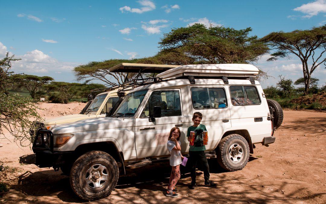 Wszystko o wypożyczeniu auta na self-drive safari w Tanzanii